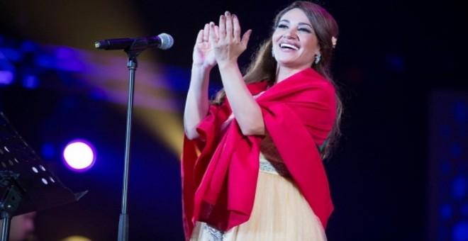 ديانا حداد: أدعم المغرب في ملف احتضان مونديال 2026