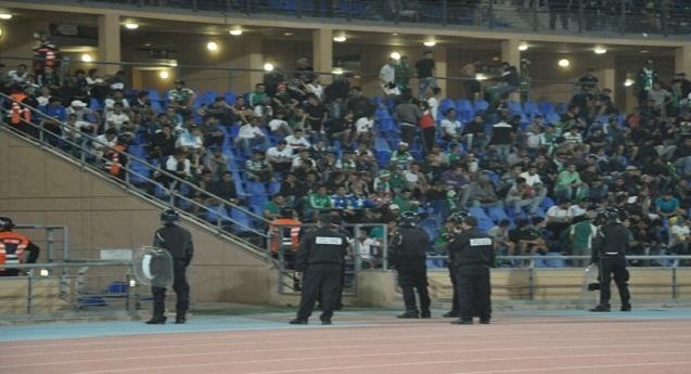 ابتدائية مراكش تصدر أحكامها ضد مشجعي الرجاء البيضاوي