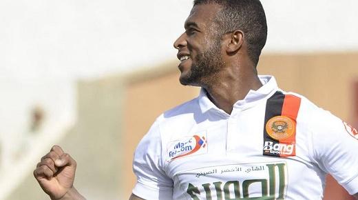 الكعبي يحسم تأهل بركان أمام النادي الإفريقي