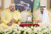 الملك محمد السادس يُدين الهجمات الصاروخية التي تعرضت لها السعودية