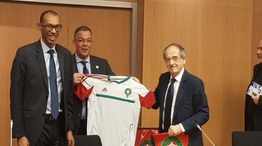 فرنسا وشركائها سيدعمان المغرب لاستضافة مونديال 2026