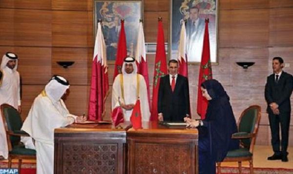 قطر تجدد دعمها للوحدة الترابية للمملكة
