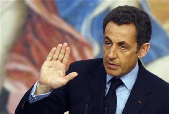 توقيف نيكولا ساركوزي على خلفية التحقيق في تمويل حملته الانتخابية