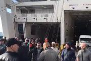 سيارات وشاحنات تتعرض للسرقة من داخل البواخر بميناء طنجة المتوسطي