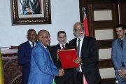 المغرب ومالي يوقعان بالرباط عدة اتفاقيات تعاون