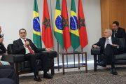 العثماني يبشر باستثمارات برازيلية بالمغرب ويوصي خيرا بـ''الزبون الوفي''