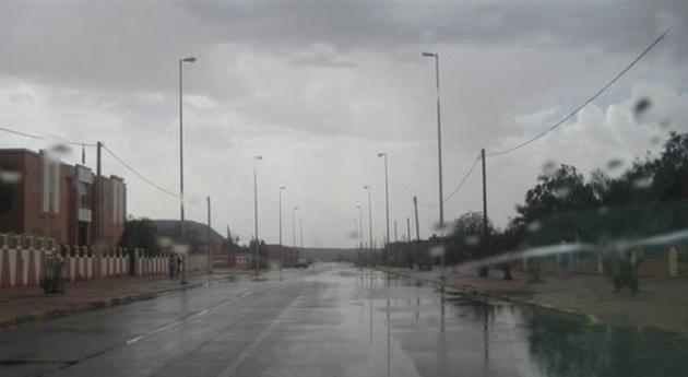 طقس الجمعة.. أمطار ضعيفة وزخات رعدية