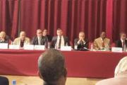 اتحاد المحامين العرب يعتذر ويمزق وثيقة تحمل خريطة مبتورة للمغرب