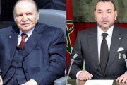 الملك محمد السادس يعزي بوتفليقة في ضحايا سقوط الطائرة الجزائرية