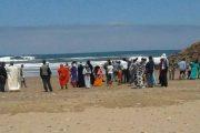 غرق شاب وإنقاذ آخر بشاطئ أكادير