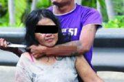 وجدة.. اعتقال زوج مخمور احتجز زوجته وهددها بالذبح