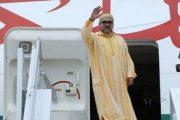 الملك يغادر برازافيل في ختام زيارة عمل وصداقة لجمهورية الكونغو