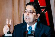 بوريطة: قرار مجلس الأمن يدعم الموقف المغربي في قضية الصحراء
