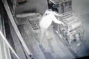 توقيف شاب ظهر في فيديو وهو يضرم النار في قنينات الغاز