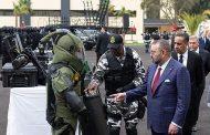 الملك محمد السادس يزور مقر