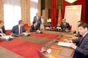 الملك محمد السادس يترأس اجتماعا حول الطاقات المتجددة بالرباط