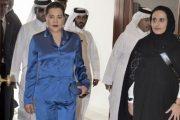 الأميرة للا حسناء تمثل الملك في افتتاح مكتبة قطر الوطنية