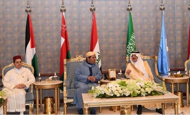 الأمير مولاي رشيد يمثل الملك محمد السادس في القمة العربية 29