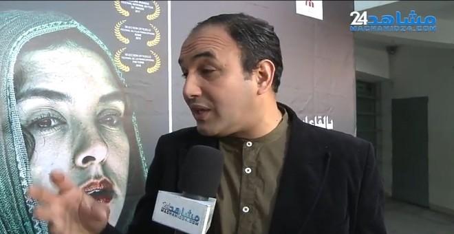 بالفيديو.. رشيد الوالي: فيلمي يتحدث عن