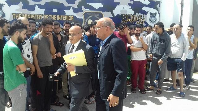 قبل حلول رمضان.. عودة المغاربة المحتجزين في ليبيا إلى بلدهم
