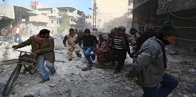 الكيماوي السوري.... شماعة لاستمرار المعاناة وتقسيم المنطقة