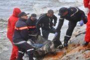 بحر طنجة يلفظ 6 جثت متحللة لمهاجرين أفارقة