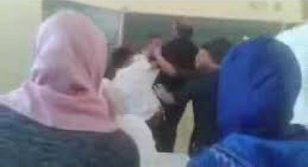 وزارة أمزازي تبحث في عراك بين تلميذ وأستاذته داخل قسم بتارودانت
