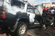 بالفيديو.. النيران تلتهم سيارة بأكادير وشجاعة شبان تنقد بقية السيارات من كارثة حقيقية