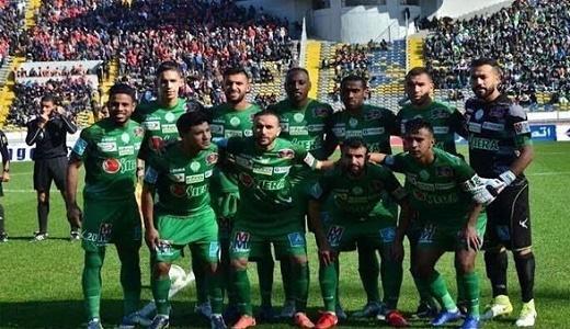 بعثة الرجاء تغادر المغرب لمواجهة فريق بيركاما الغامبي بدوري أبطال إفريقيا