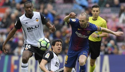 برشلونة يحقق رقما قياسيا بالليغا