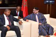 الملك وقادة أفارقة يوقعون بروتوكول لجنة المناخ لحوض الكونغو