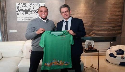 مونديال 2026... روبيرطو كارلوس سفيرا لملف المغرب