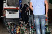 حملة شرسة على مقاهي الشيشة بأكادير
