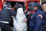 أحرقت جسدها بعد ضبط والدتها في بيت للدعارة بمراكش