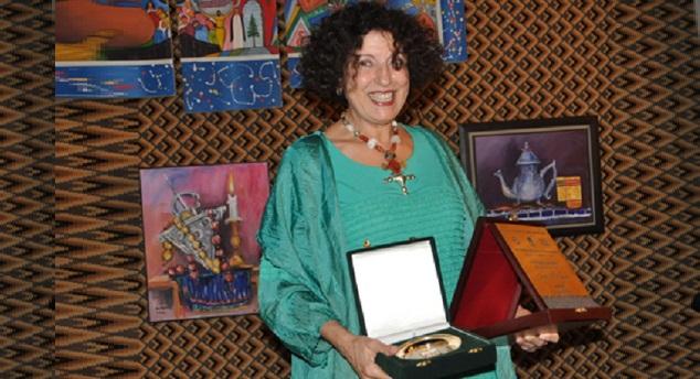 غيثة الخياط رئيسة فخرية لمهرجان الفيلم الشرقي في جنيف