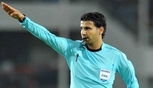 دوري الأبطال...حكم تونسي لمباراة الدفاع الجديدي ومولودية الجزائر
