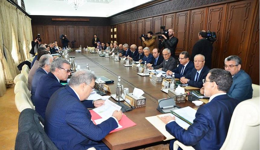 الحكومة تصادق على النظام الأساسي الخاص بموظفي الأمن الوطني