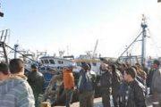 الناظوز.. البحث عن قاربي صيد اختفيا في عرض البحر