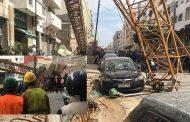 البيضاء.. مصدر رسمي يكشف تفاصيل سقوط الرافعة وحالة الضحايا