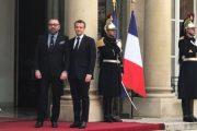 بالفيديو.. ماكرون يستقبل الملك محمد السادس في قصر الإليزيه