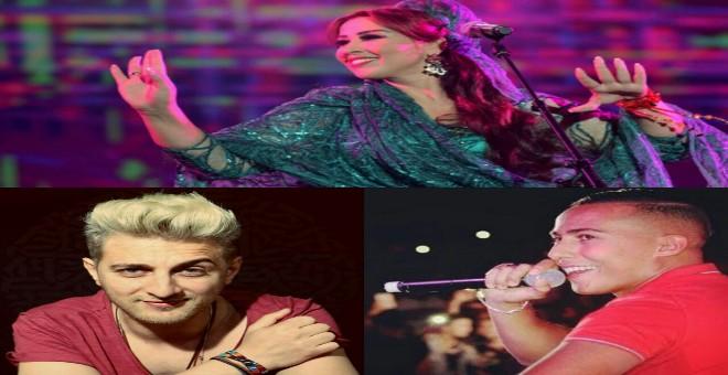 نجوم الغناء يخوضون أولى تجاربهم التمثيلية في رمضان المقبل