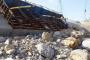 مد بحري جديد يسبب انهيار حائط بورش ميناء آسفي