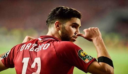 أزارو يمنح الفوز للأهلي بعد تعافيه من الإصابة