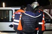 السلطات الأمنية بأسفي توقف 12 شخصا على خلفية أعمال العنف والشغب
