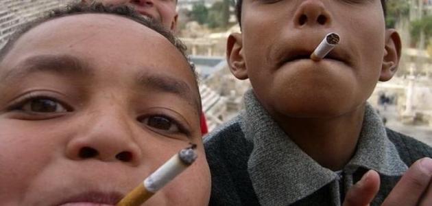 100 مليون غرامة لكل من يبيع السجائر للقاصرين