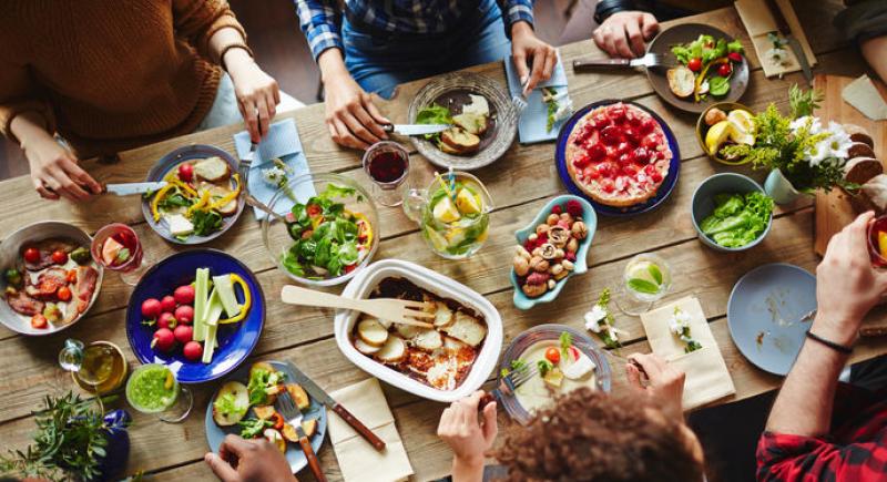 النظام الغذائي الصحي بعد رمضان