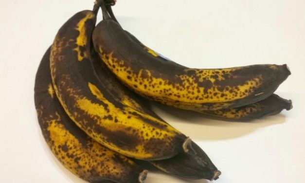 الموز الأسود مفاجأة لم يتوقعها العلماء !
