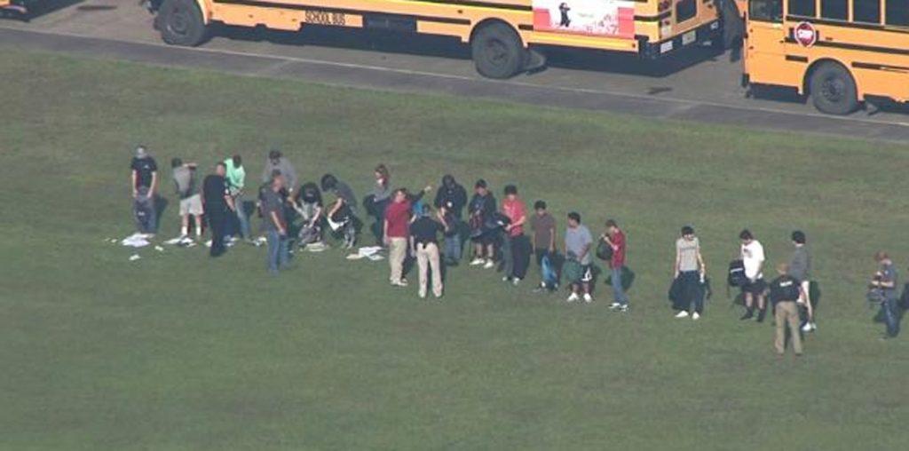 قتلى في إطلاق نار داخل مدرسة ثانوية بولاية تكساس