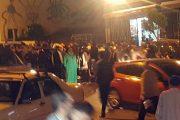 طنجة..اصطدام طاكسي وسيارة يسفر عن دهس المارة وإصابة 6 أشخاص