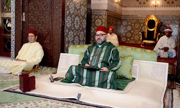 الملك محمد السادس يترأس الدروس الحسنية الرمضانية